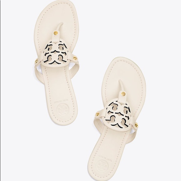 b228e95a5 Tory Burch Miller Sandal in Bleach